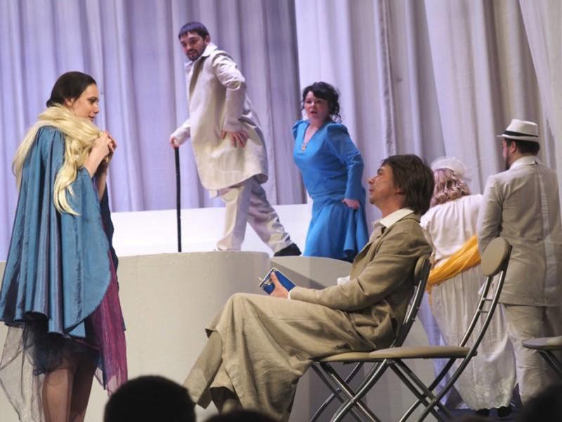 Театр представил зрителям «Чайку» Антона Чехова