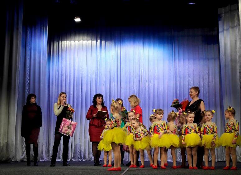В ЦКиИ прошёл праздник, посвященный Международному Дню матери