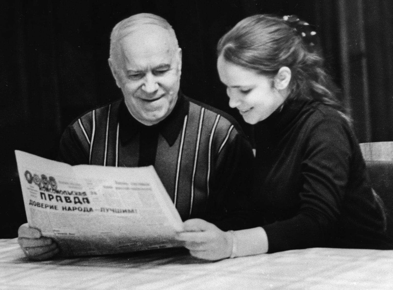 В ЦКиИ им. Л.Н. Кекушева прошла творческая встреча с дочерью Маршала Победы Георгия Жукова, Марией Георгиевной Жуковой