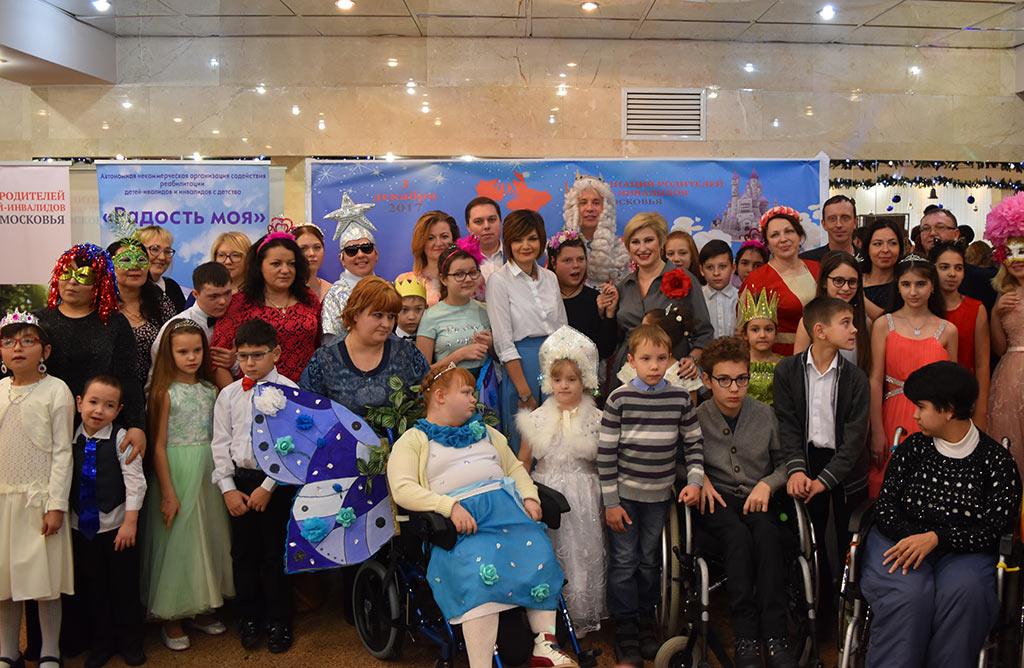 В подмосковной Ивантеевке, прошёл V региональный Фестиваль «В будущее без границ»