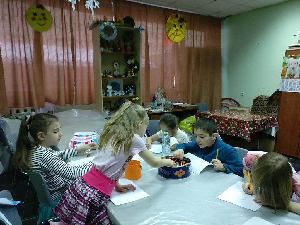 Познавательные программы для детей продолжают свою работу в филиале ЦКиИ им. Л.Н. Кекушева — ДК «Юбилейный»