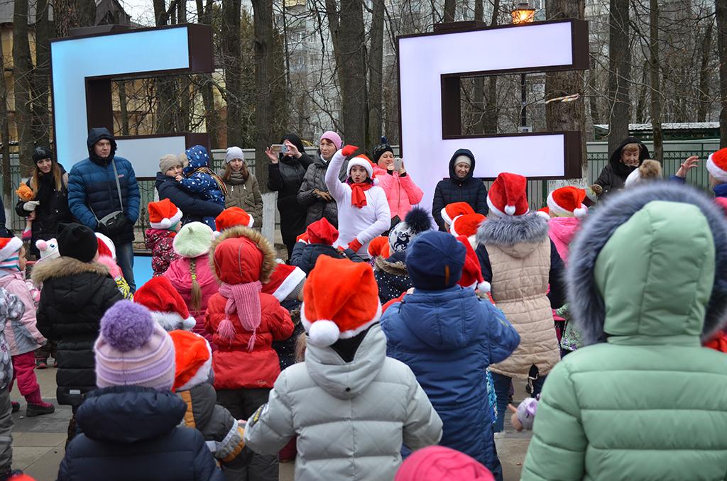 В Ивантеевке прошел Зимний фестиваль городской среды «Выходи гулять»