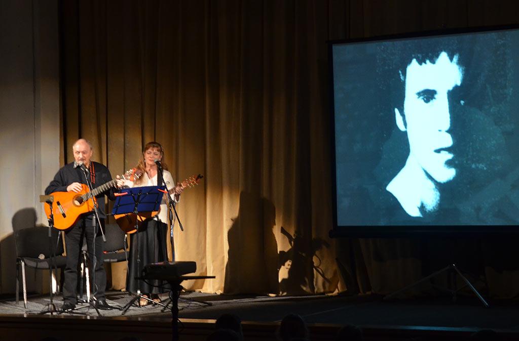 В ЦКиИ им. Л.Н. Кекушева прошёл концерт «Владимир Высоцкий. История знакомства»