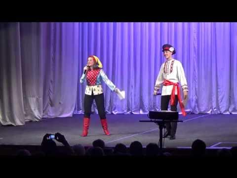 «Гуляй народ — Масленица у ворот». Концерт в ЦКиИ им. Л.Н. Кекушева (Видео)