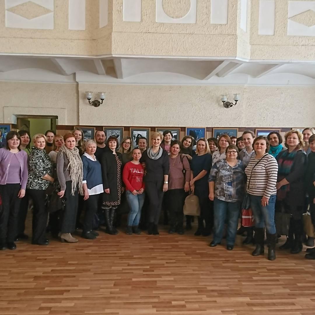 В ЦКиИ им. Л.Н. Кекушева прошел семинар по проблеме эмоционального выгорания