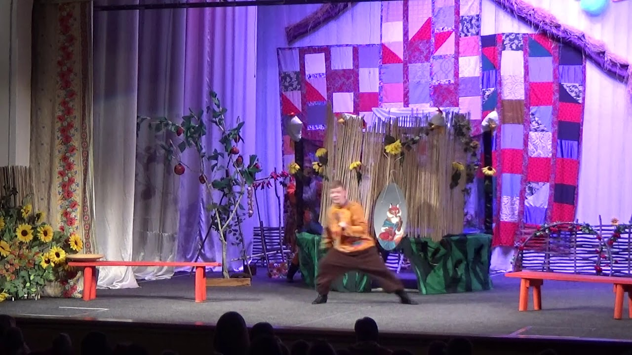 Музыкально-драматический театр представил детский спектакль «Хитрая лиса»