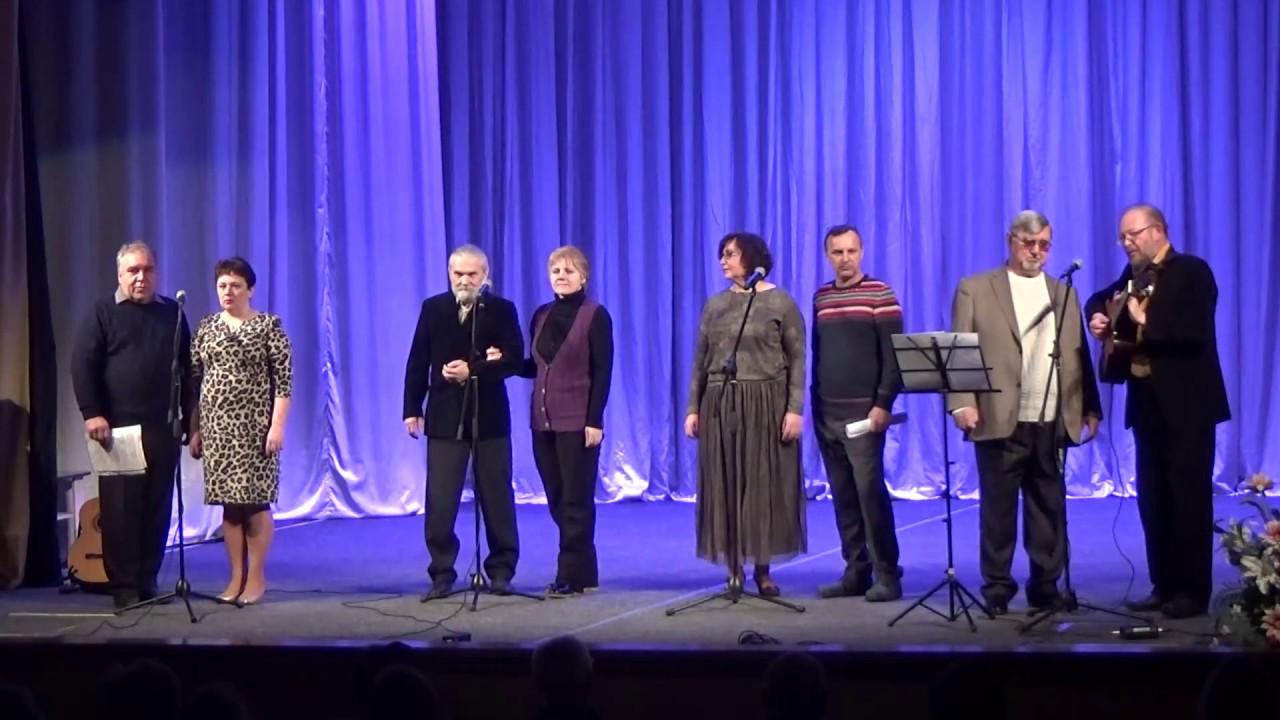 В ЦКиИ им. Л.Н. Кекушева прошел концерт Клуба «Гриль-Бард», посвященный Дню защитника Отечества
