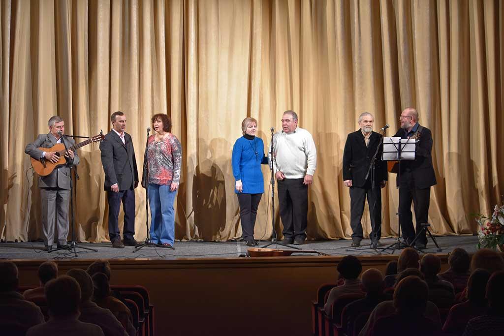 «Для милых дам!» — концерт Клуба «Гриль-Бард» в ЦКиИ им. Л.Н. Кекушева