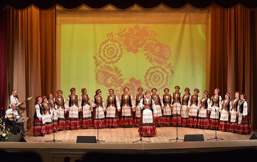Хор русской песни «Радуница» стал лауреатом Всероссийского фестиваля