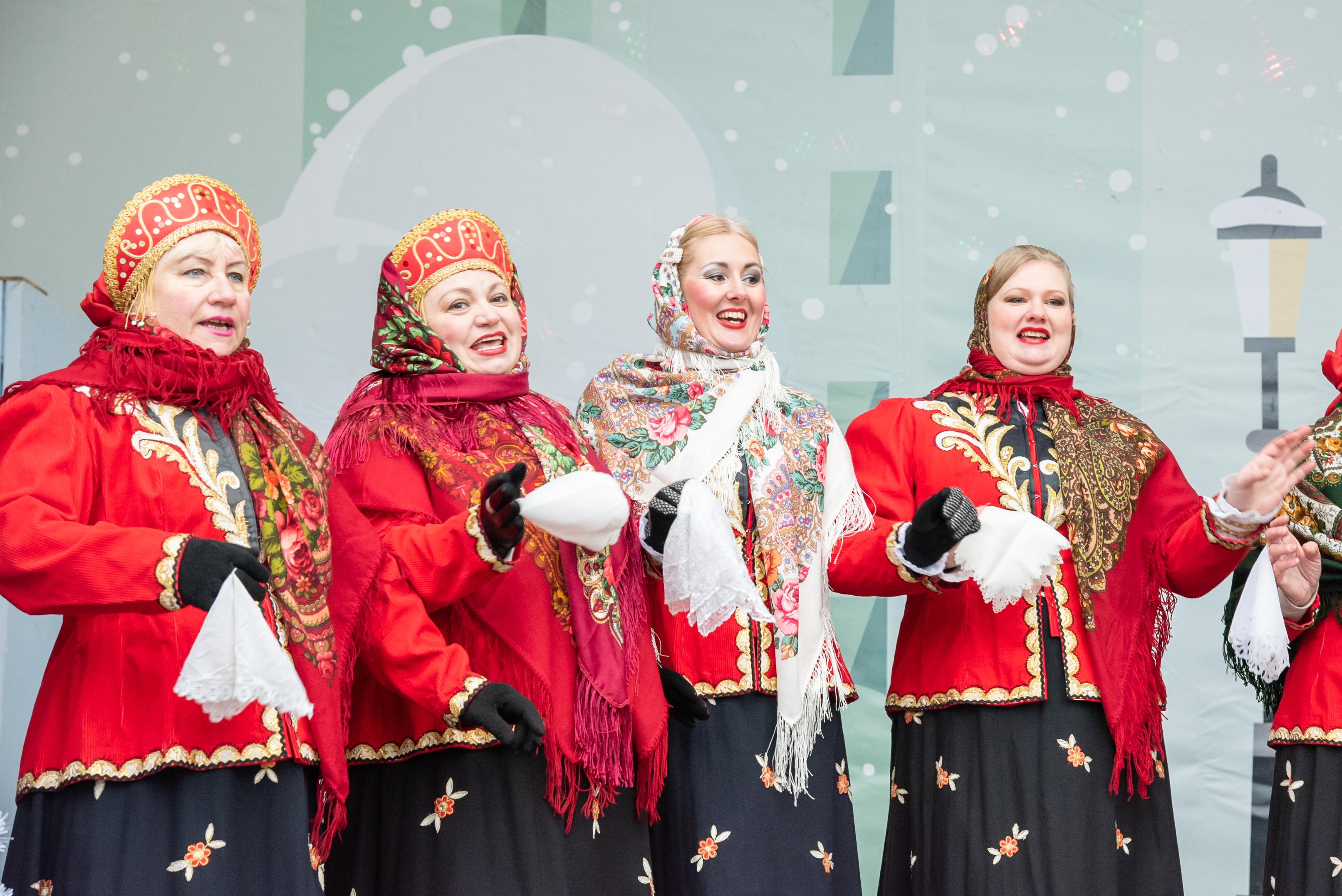 «Радуница» на концерте в Екатерининском парке Москвы