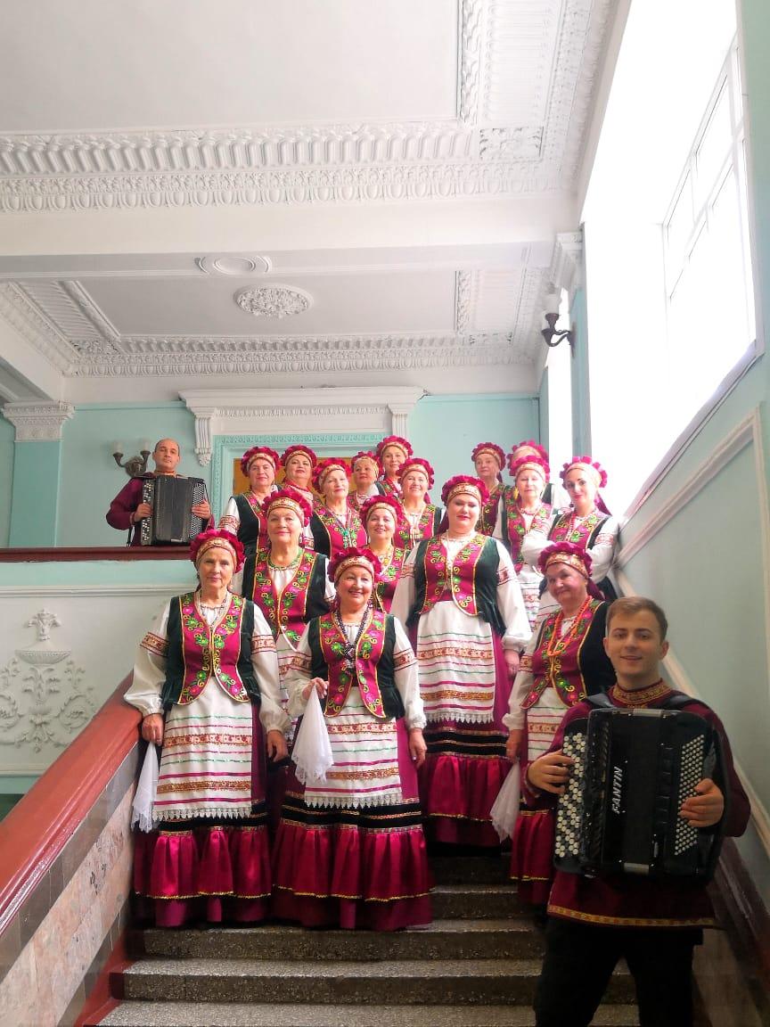 Народный коллектив хор русской песни «Радуница» вновь одержал победу!