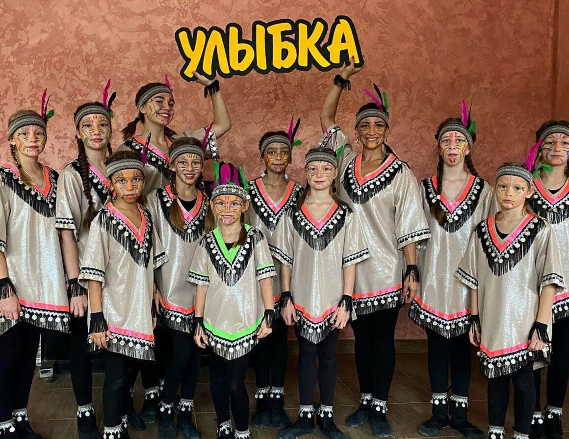 Студия эстрадного танца «Улыбка» стала обладателем специального приза жюри «Надежда фестиваля»