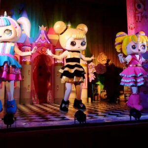 31 октября 12.00 Музыкальное шоу «Приключения кукол Лол»